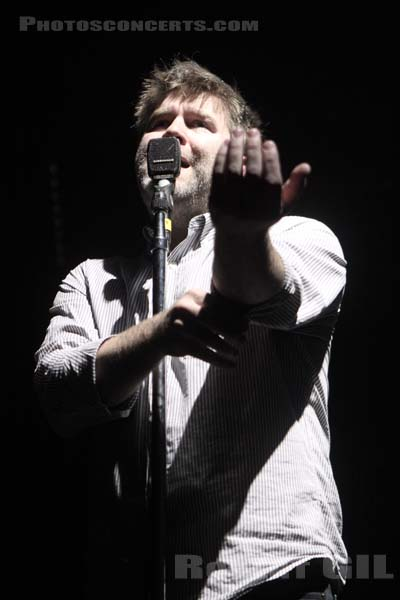 LCD SOUNDSYSTEM - 2010-11-08 - PARIS - Zenith