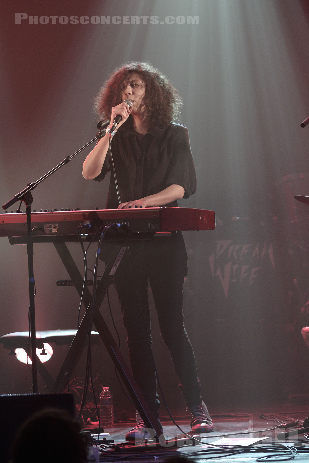 LEONIE PERNET - 2018-03-16 - PARIS - La Machine (du Moulin Rouge)