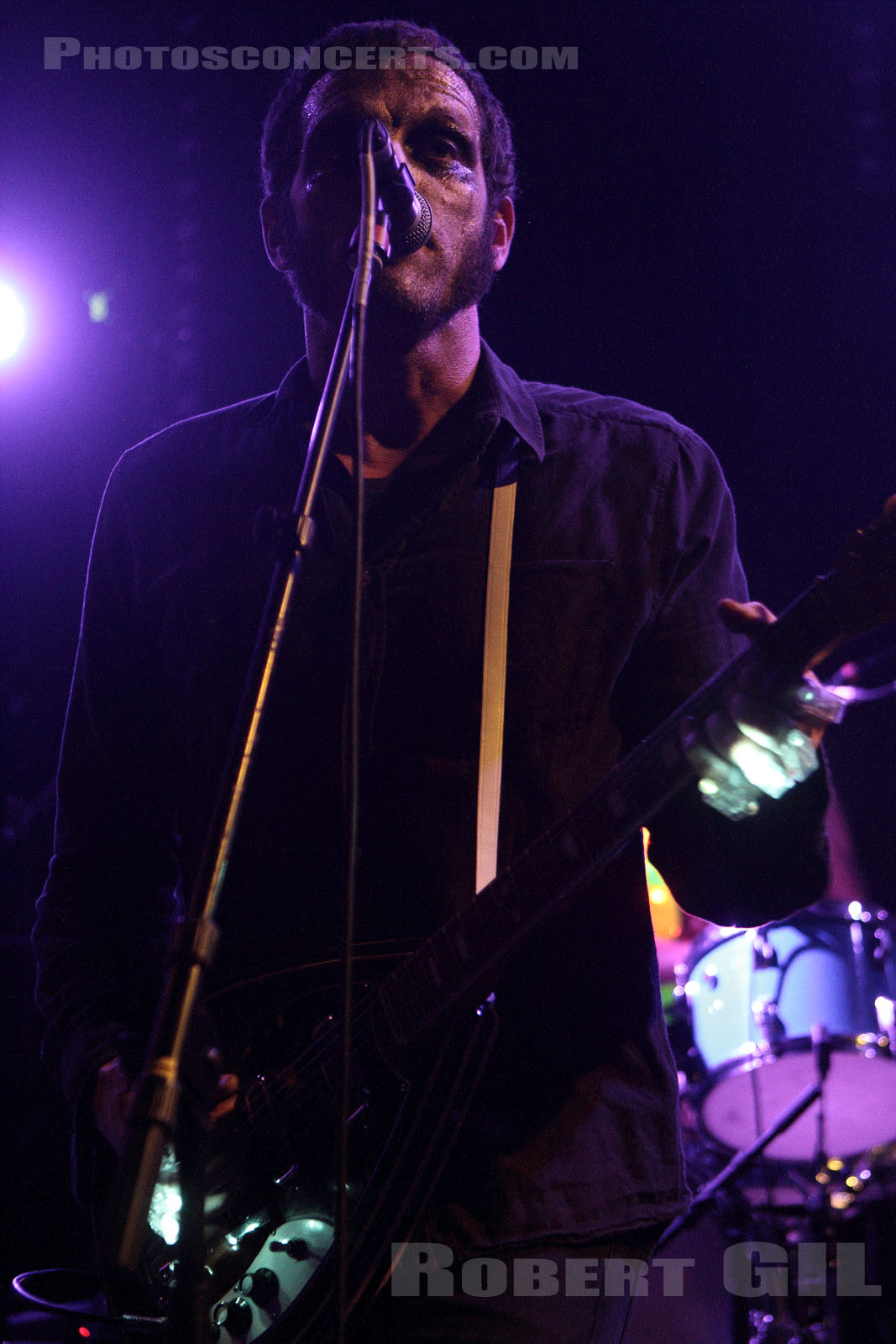 LES BIG BYRD - 2014-09-25 - PARIS - Trabendo