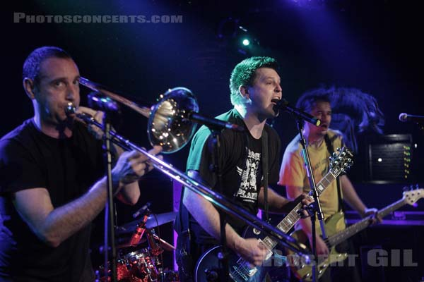 LESS THAN JAKE - 2008-11-21 - PARIS - La Maroquinerie