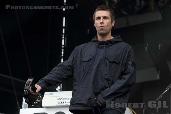 LIAM GALLAGHER - 2017-07-23 - PARIS - Hippodrome de Longchamp - Main Stage 2