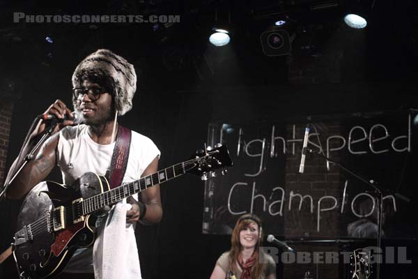LIGHTSPEED CHAMPION - 2008-05-15 - PARIS - La Maroquinerie