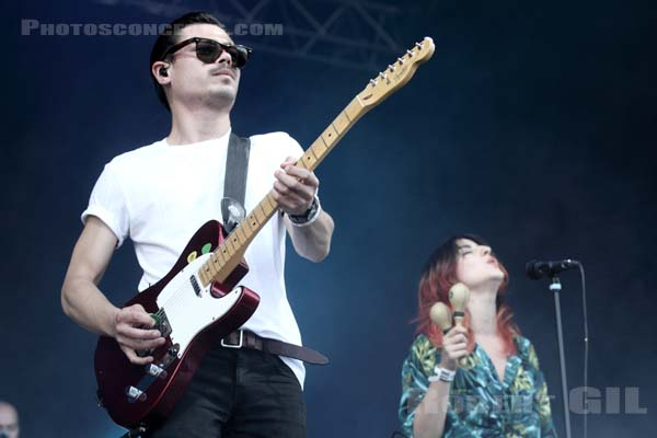 LILLY WOOD AND THE PRICK - 2013-07-05 - BELFORT - Presqu'ile du Malsaucy