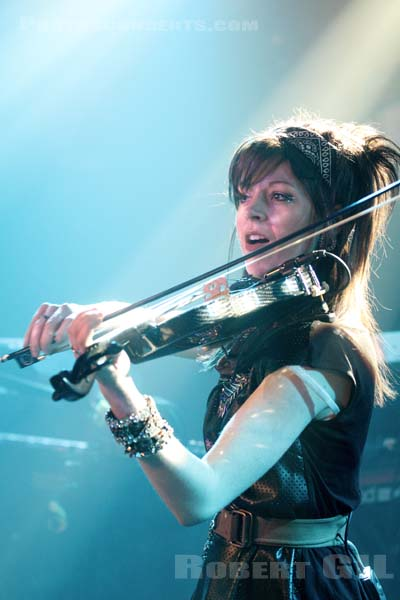 LINDSEY STIRLING - 2013-01-18 - PARIS - La Maroquinerie