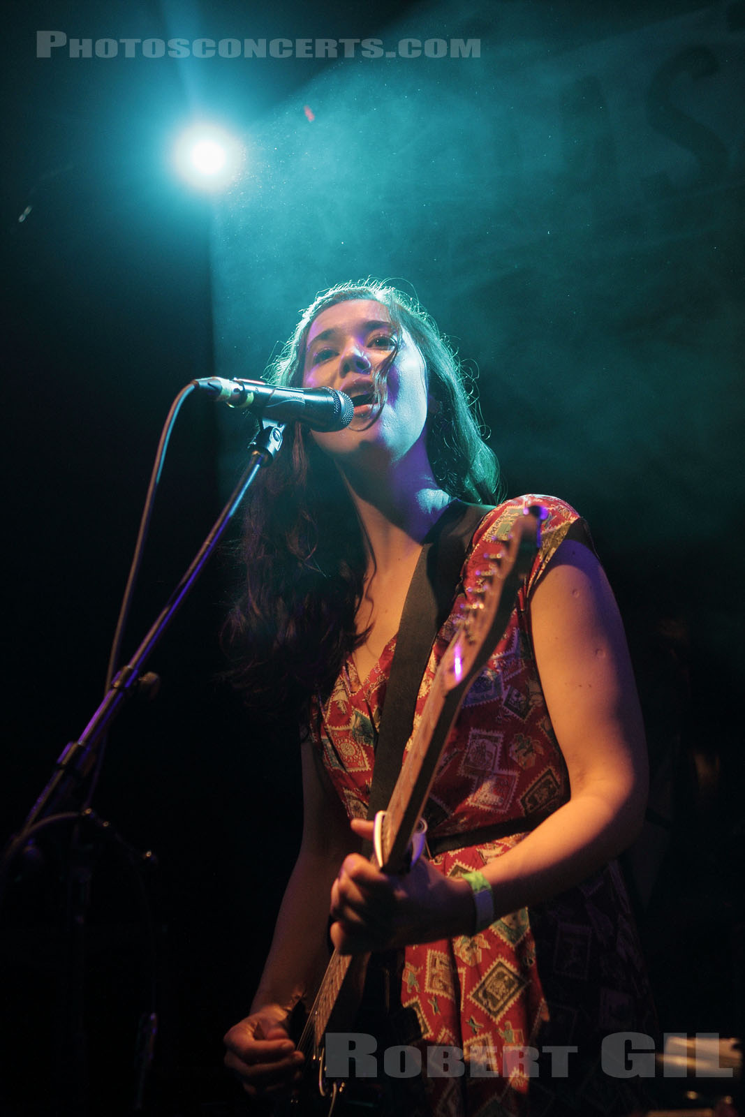 LISA HANNIGAN - 2012-04-25 - PARIS - La Fleche d'Or