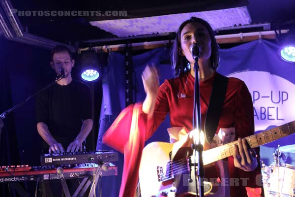 LISA MITCHELL - 2017-02-23 - PARIS - Le Pop-Up du Label