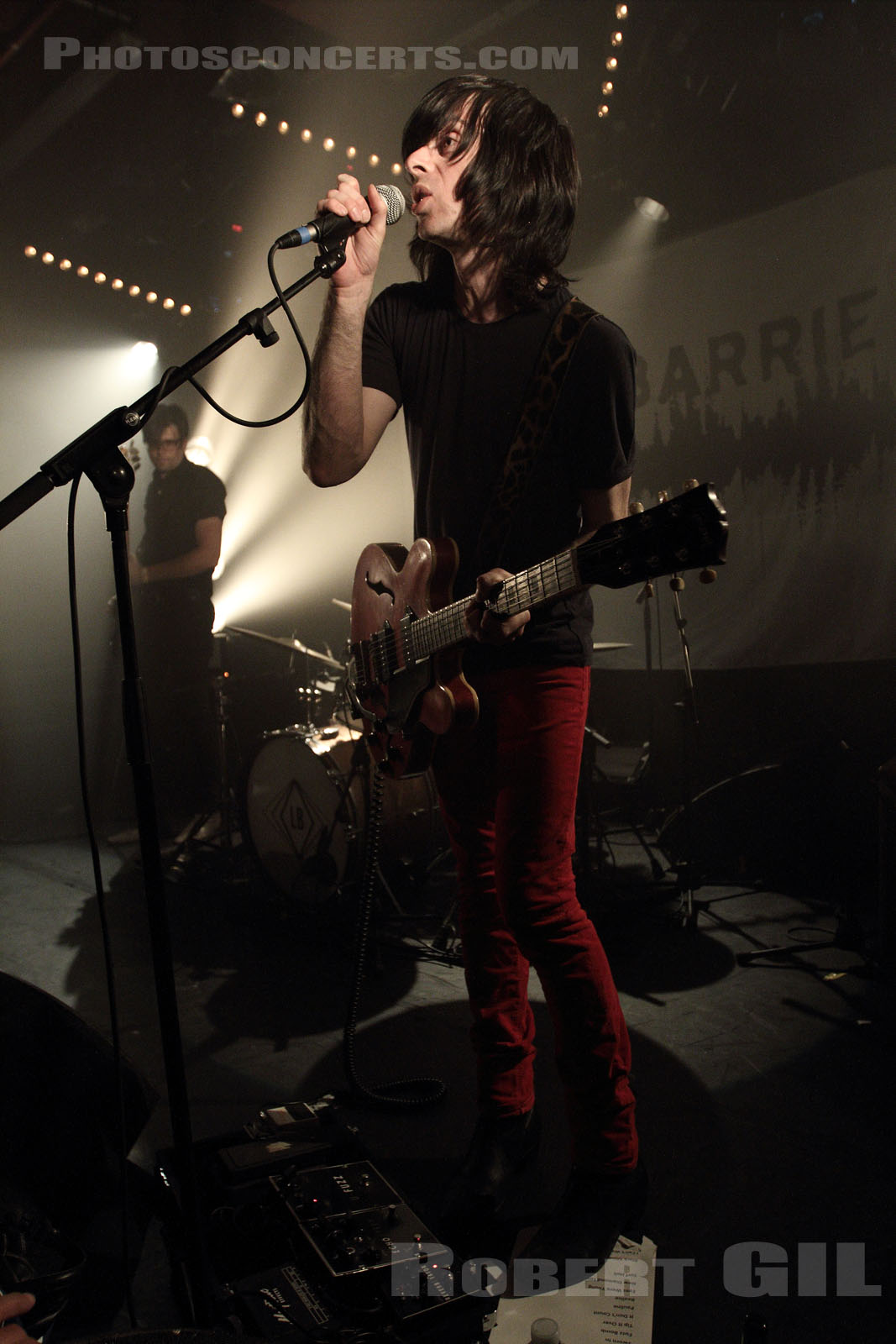 LITTLE BARRIE - 2014-06-18 - PARIS - La Maroquinerie