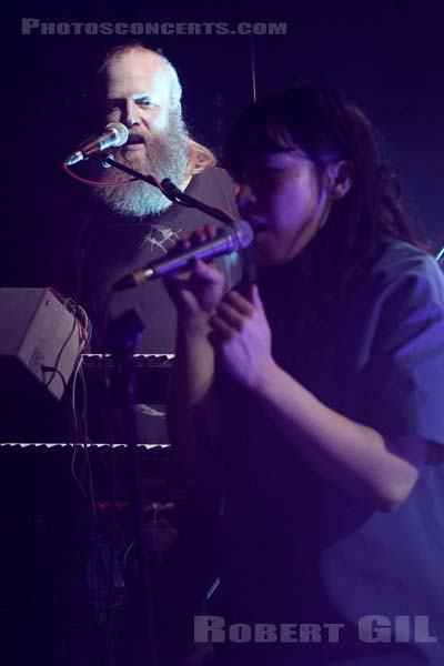 LITTLE DRAGON - 2014-03-05 - PARIS - La Maroquinerie