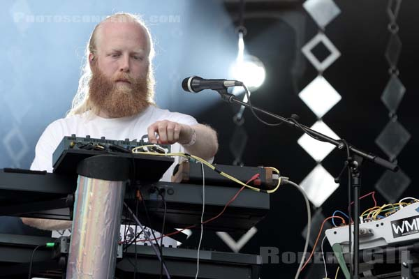 LITTLE DRAGON - 2017-08-26 - SAINT CLOUD - Domaine National - Scene de la Cascade