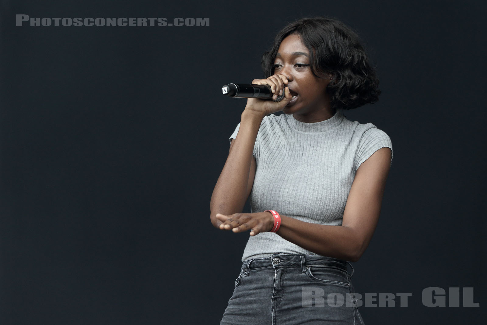 LITTLE SIMZ - 2016-08-28 - SAINT CLOUD - Domaine National - Scene Pression Live