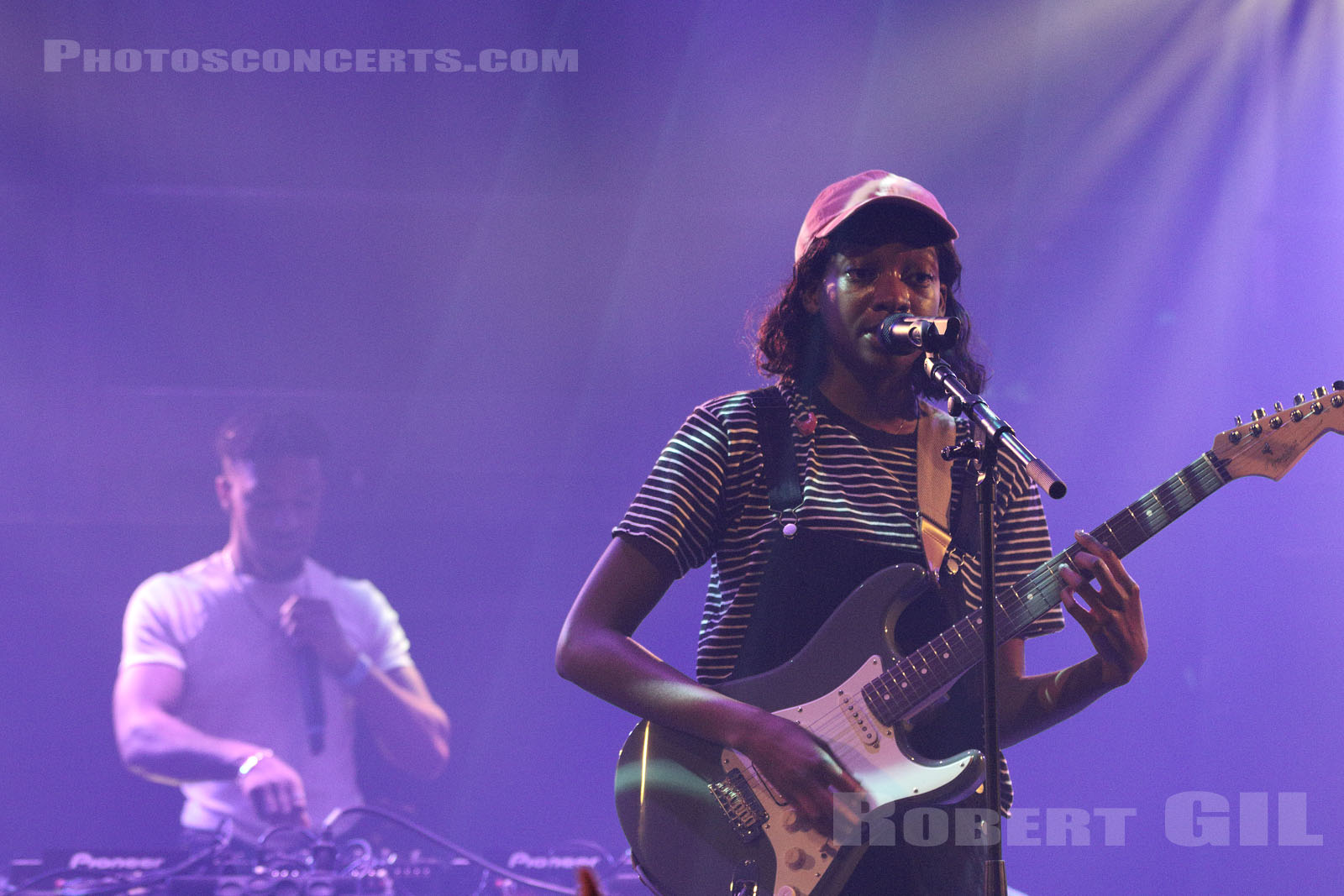 LITTLE SIMZ - 2017-03-30 - PARIS - Gaite Lyrique