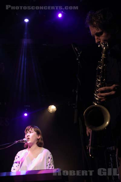 LIZ GREEN - 2014-05-05 - PARIS - La Fleche d'Or