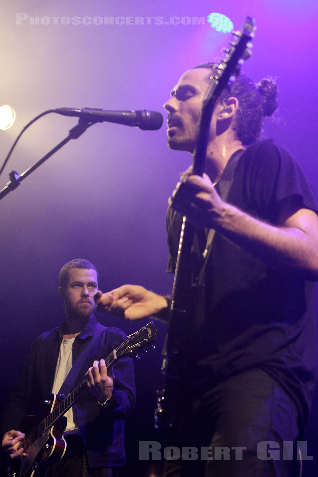 LOCAL NATIVES - 2016-11-10 - PARIS - Trabendo