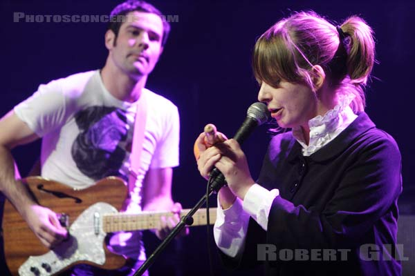 LOVE IS ALL - 2006-11-11 - PARIS - La Cigale