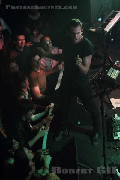 M83 - 2012-03-15 - PARIS - La Cigale