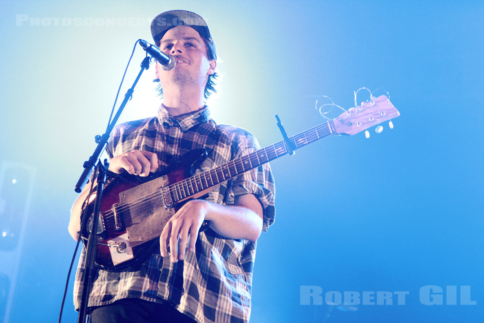 MAC DEMARCO - 2013-10-31 - PARIS - Grande Halle de La Villette