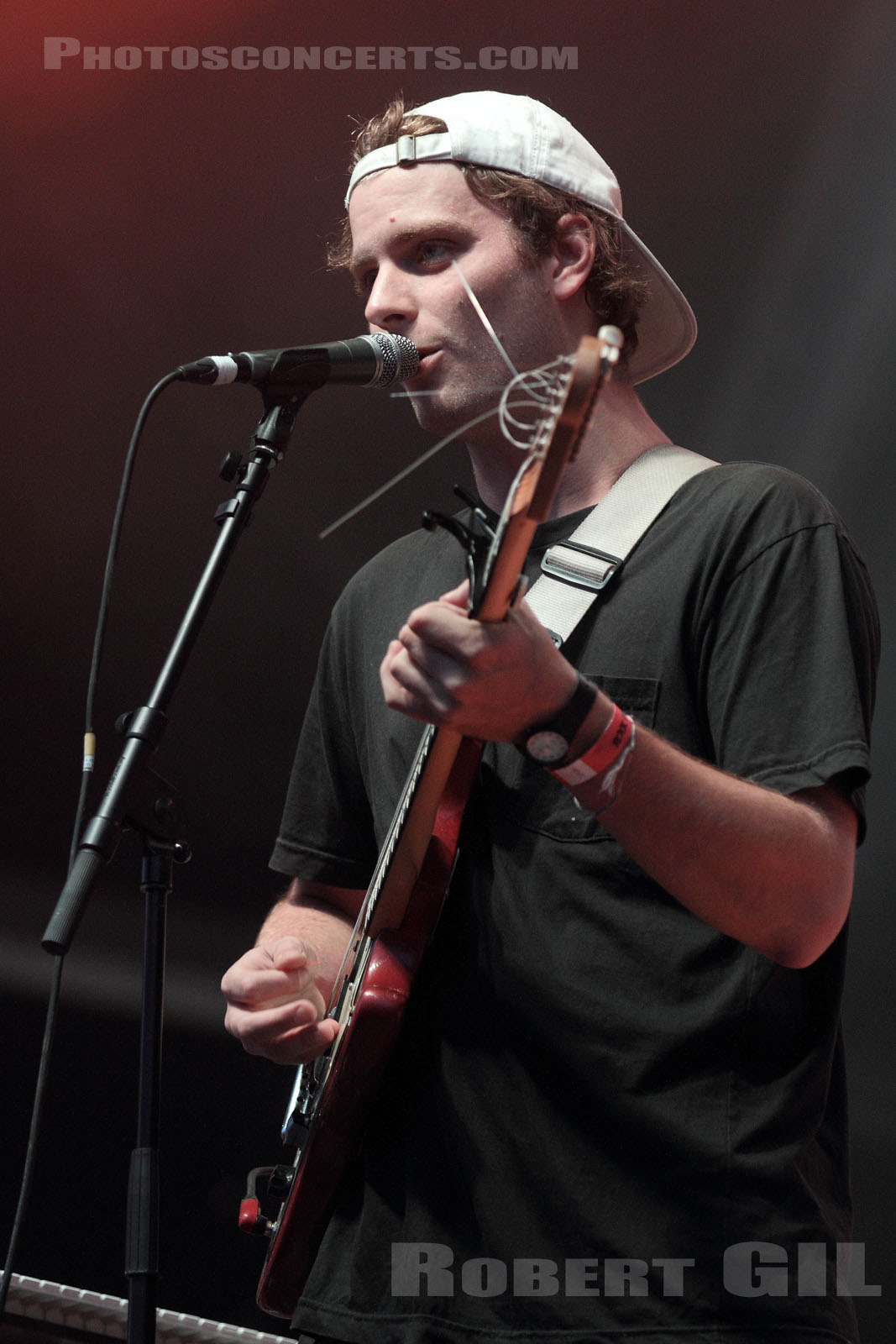 MAC DEMARCO - 2014-08-22 - SAINT CLOUD - Domaine National - Scene de l'Industrie