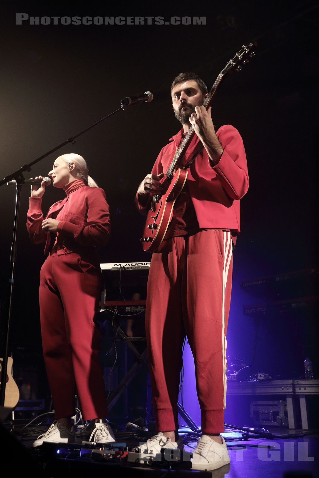 MADAME MONSIEUR - 2018-10-19 - PARIS - La Machine (du Moulin Rouge)