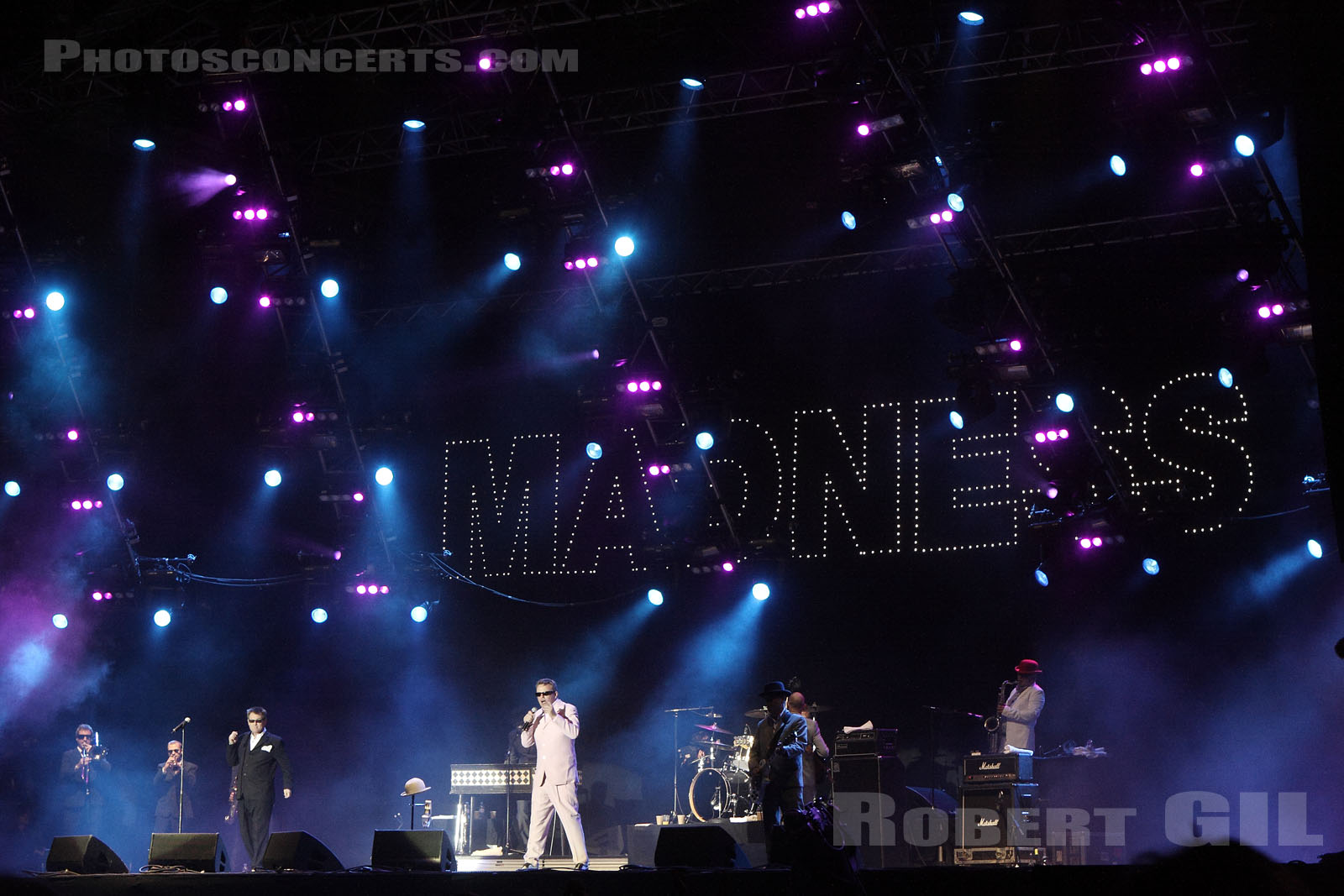 MADNESS - 2009-08-28 - SAINT CLOUD - Domaine National - Grande Scene