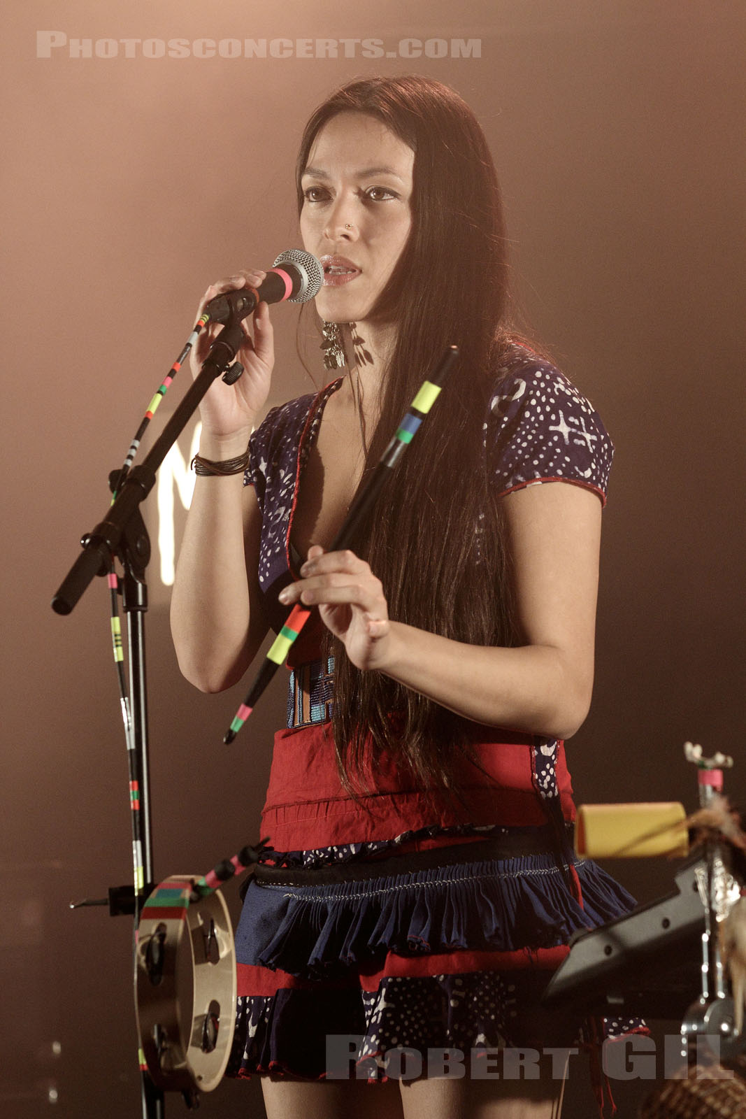 MAI LAN - 2012-11-11 - PARIS - La Cigale