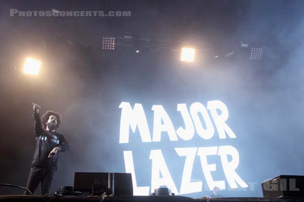 MAJOR LAZER - 2017-07-01 - ARRAS - La Citadelle - Main Stage