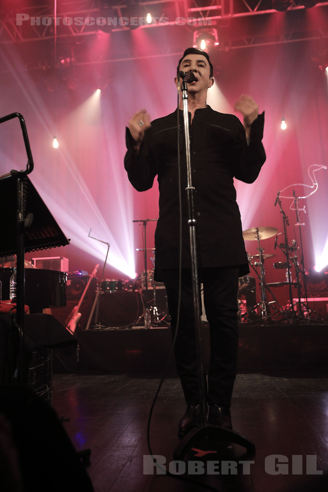 MARC ALMOND - 2019-03-30 - PARIS - Le Trianon