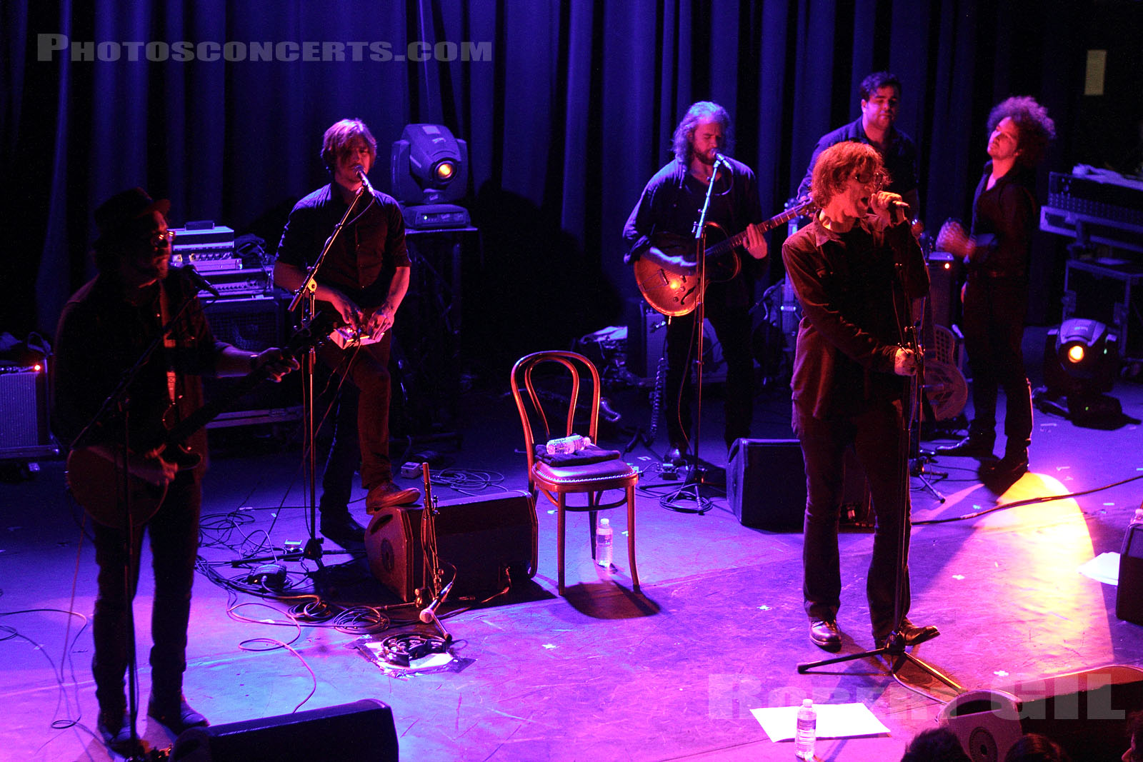 MARK LANEGAN - 2013-11-15 - PARIS - L'Alhambra
