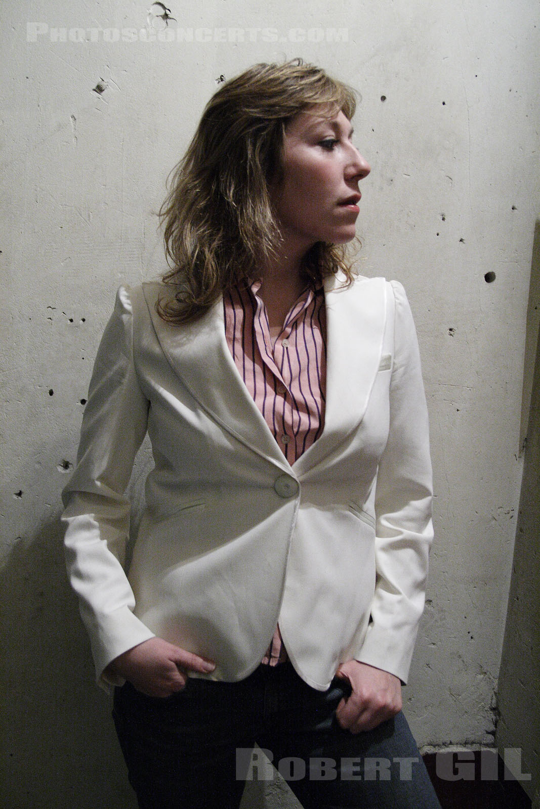 MARTHA WAINWRIGHT - 2005-11-28 - PARIS - Casino de Paris