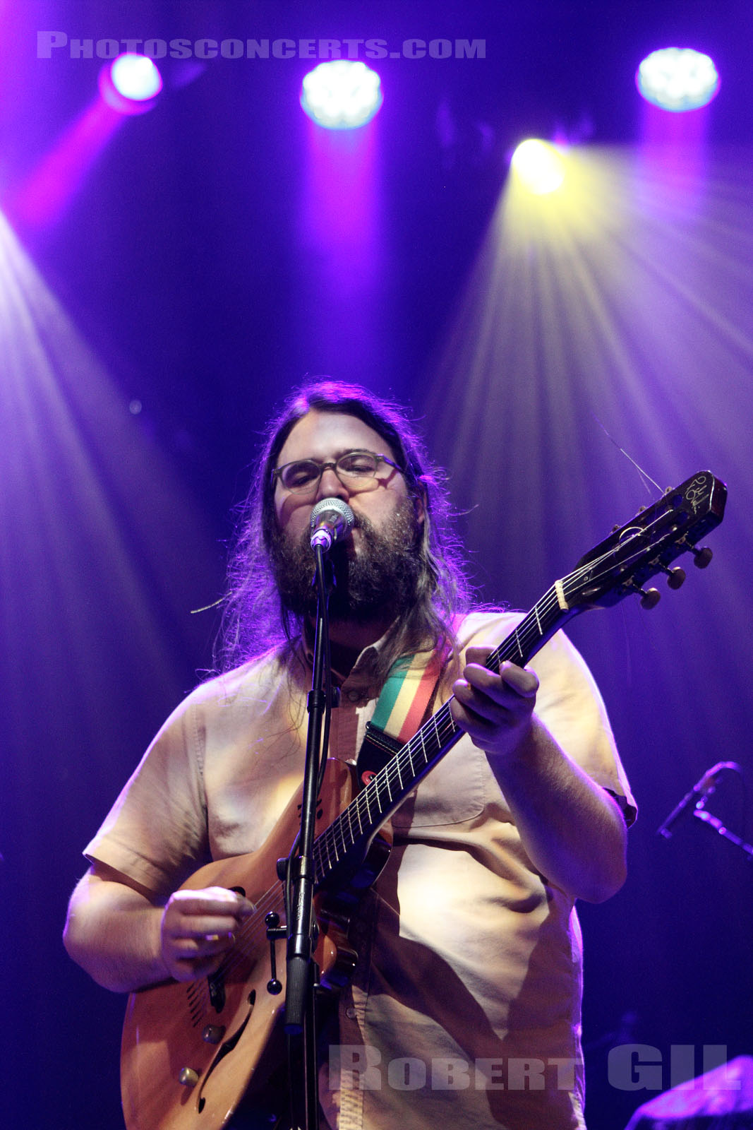 MATTHEW E. WHITE - 2013-11-07 - PARIS - La Cigale