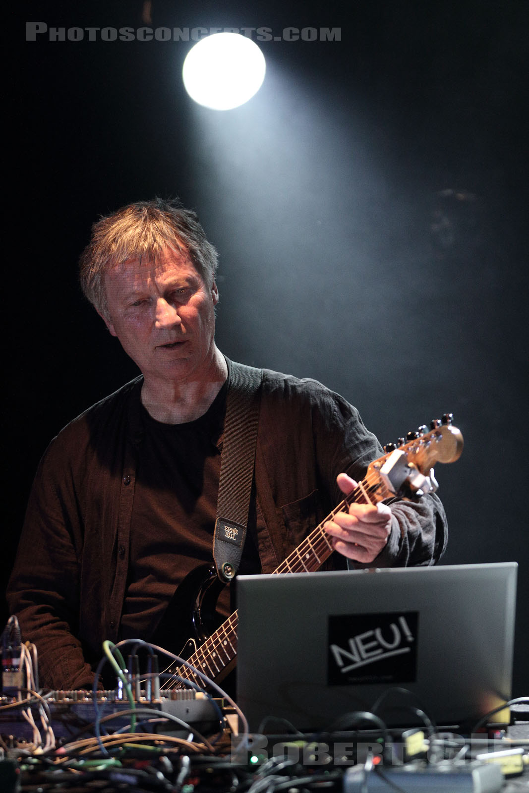 MICHAEL ROTHER - 2019-04-20 - PARIS - La Maroquinerie