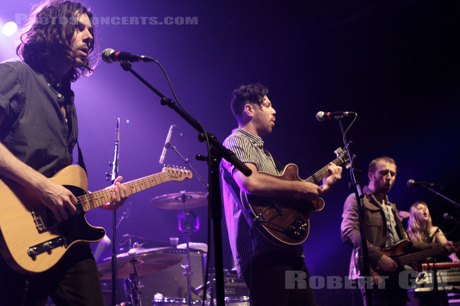 MILO GREENE - 2013-04-24 - PARIS - Le Bataclan