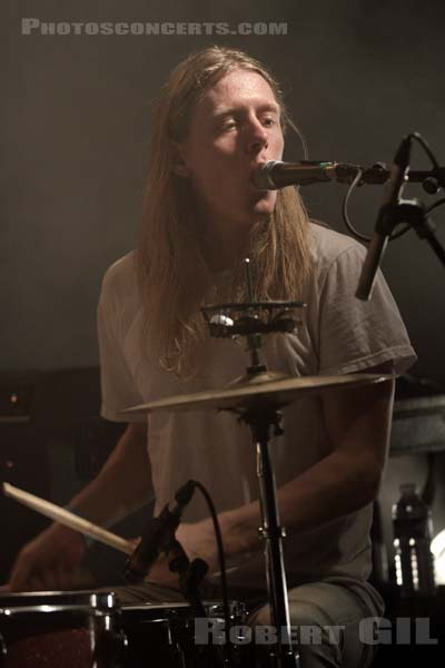 MOZES AND THE FIRSTBORN - 2014-04-09 - PARIS - Point Ephemere