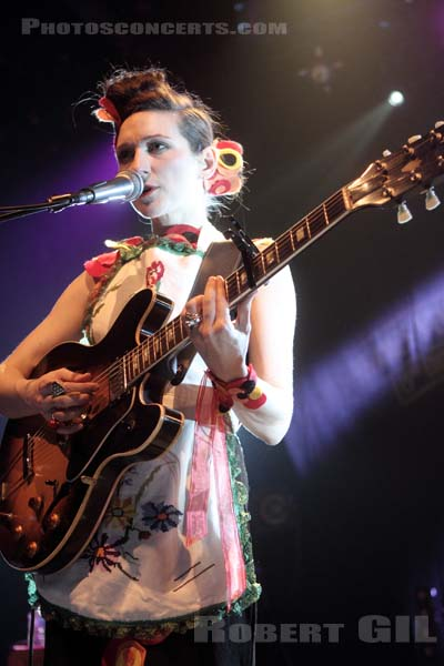 MY BRIGHTEST DIAMOND - 2012-03-28 - PARIS - L'Alhambra