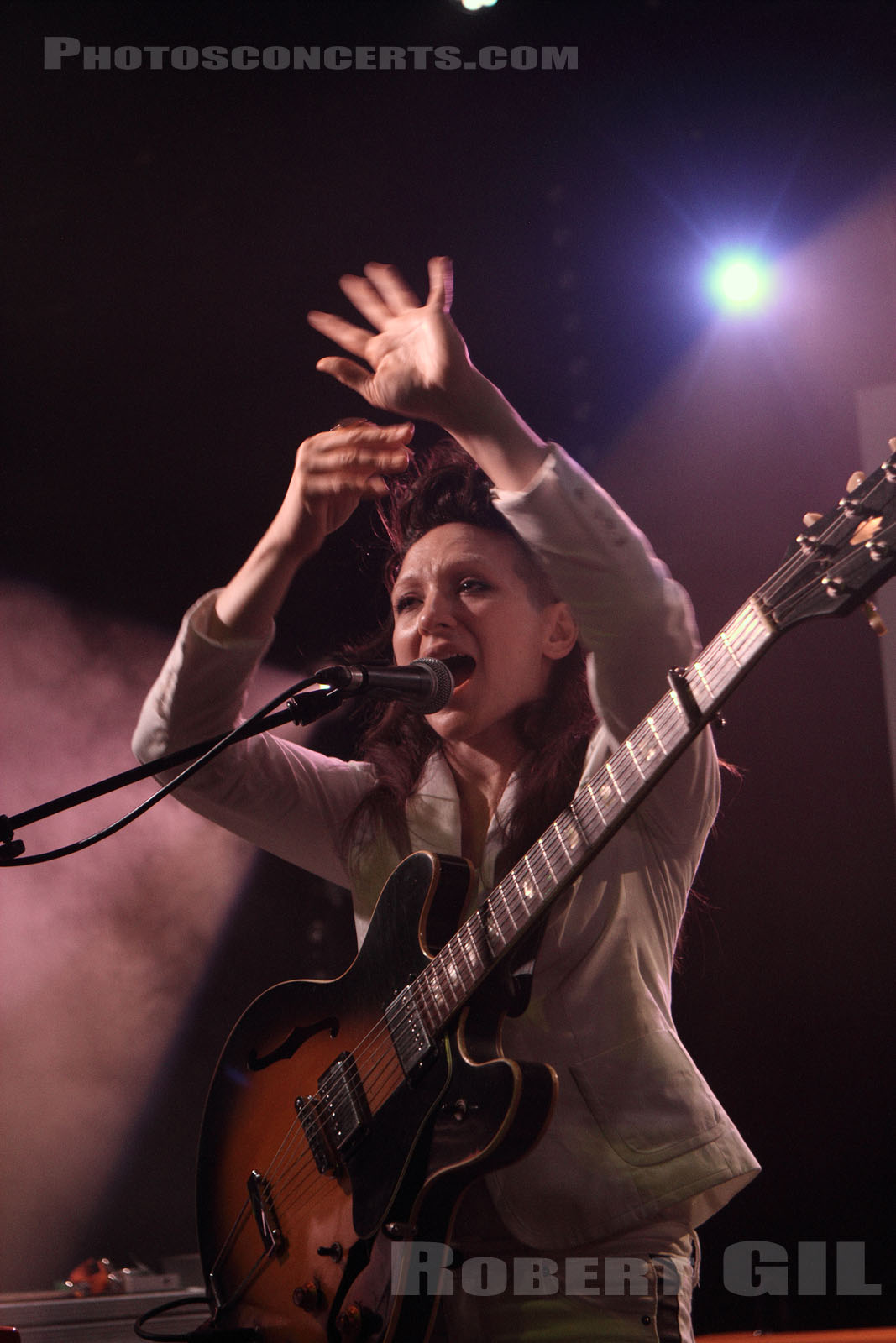 MY BRIGHTEST DIAMOND - 2014-10-26 - PARIS - Badaboum
