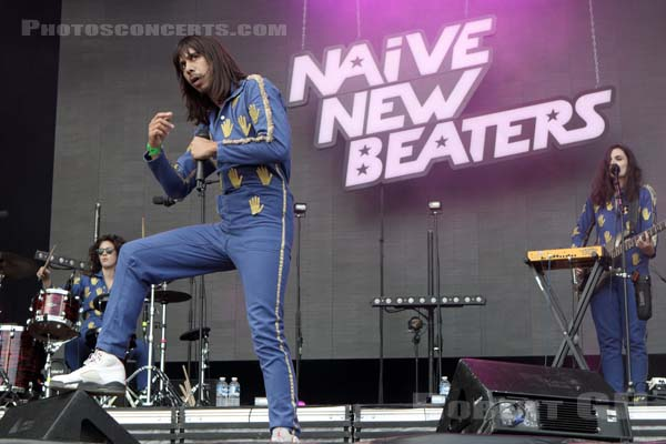 NAIVE NEW BEATERS - 2017-07-02 - ARRAS - La Citadelle - Greenroom