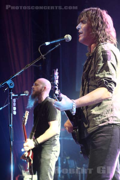 NEW MODEL ARMY - 2007-07-21 - PARIS - Le Bataclan