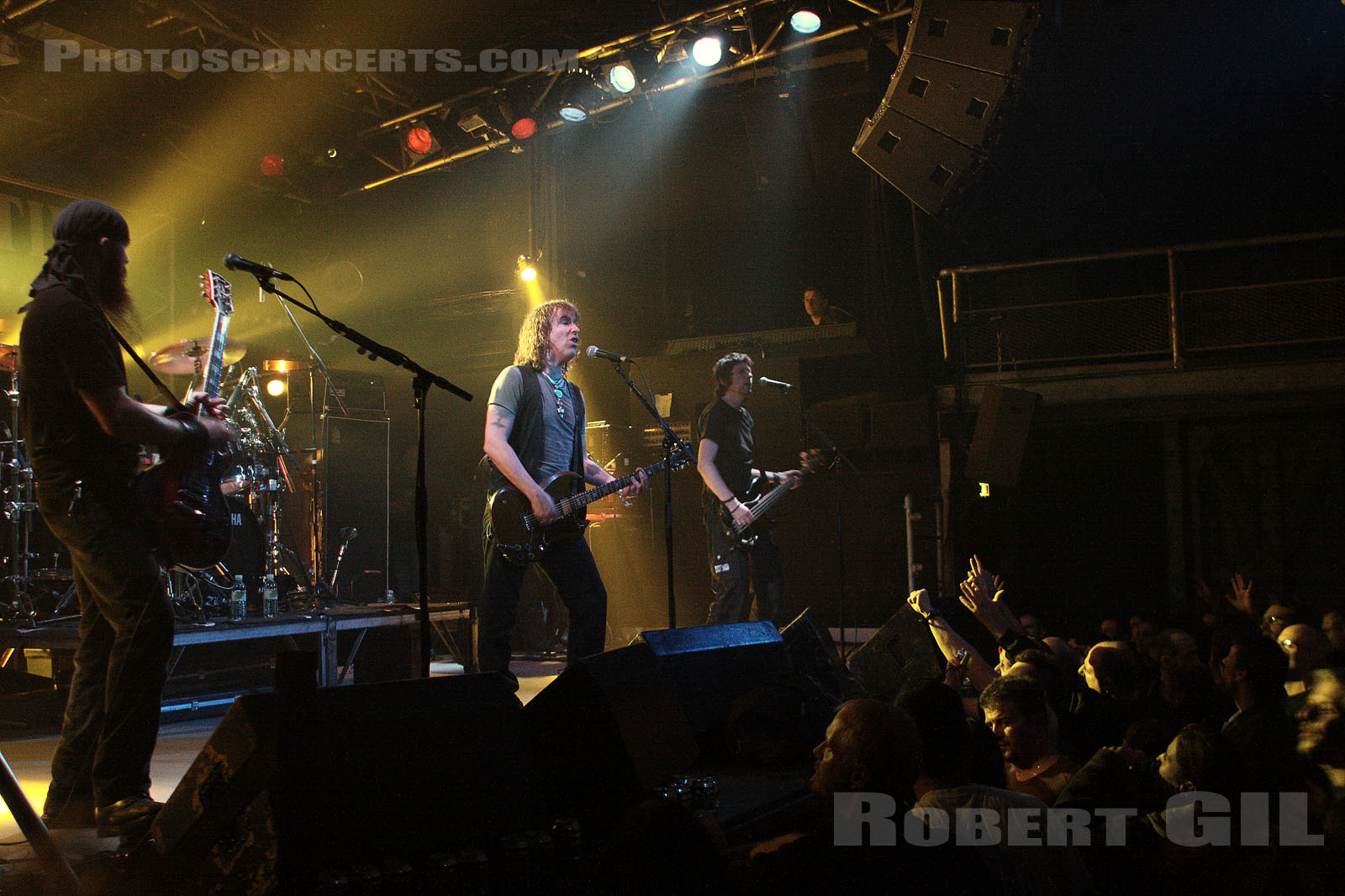 NEW MODEL ARMY - 2007-10-18 - PARIS - La Locomotive