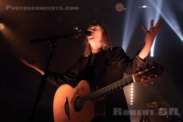 NEW MODEL ARMY - 2018-12-14 - PARIS - Trabendo