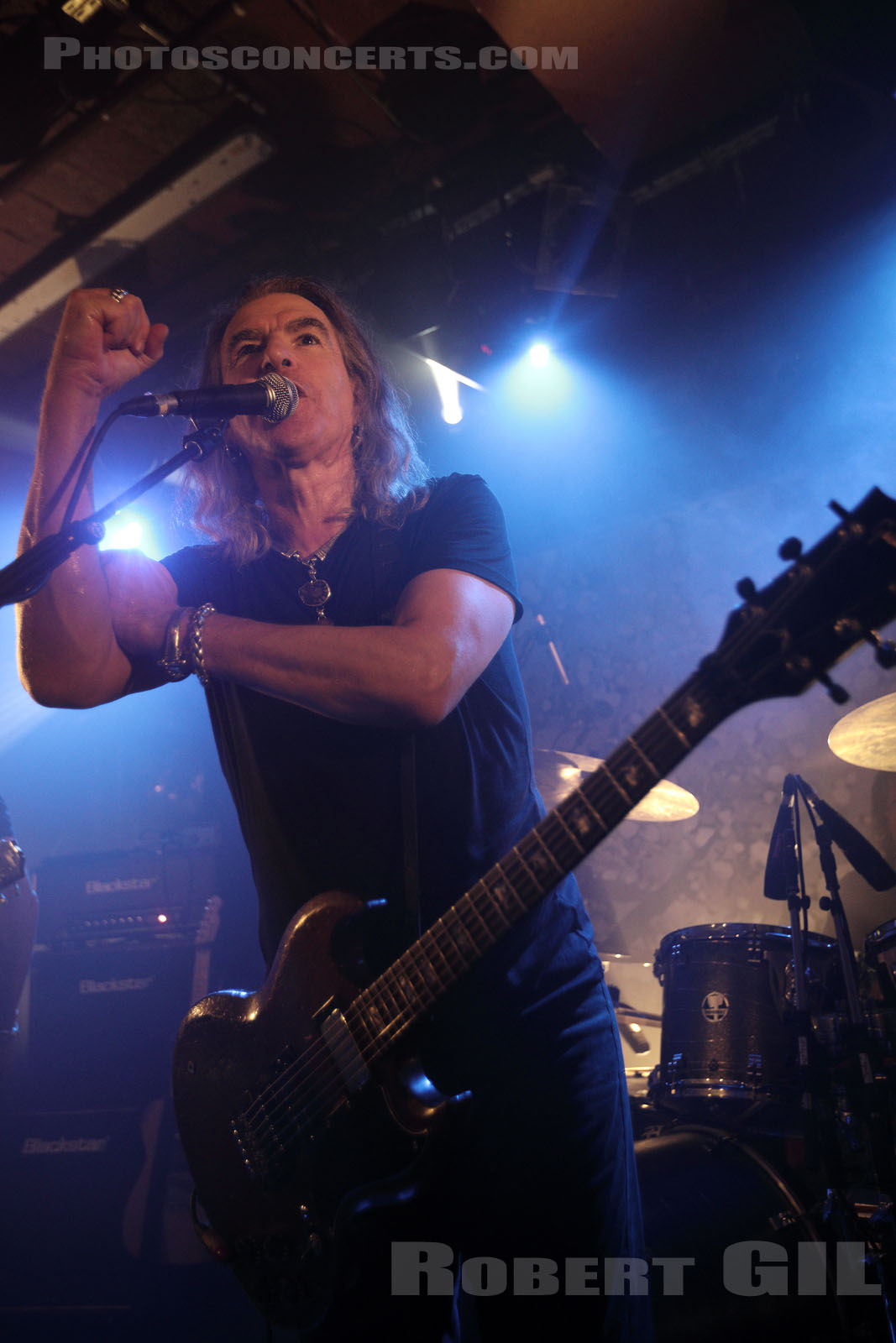 NEW MODEL ARMY - 2019-10-09 - PARIS - La Maroquinerie