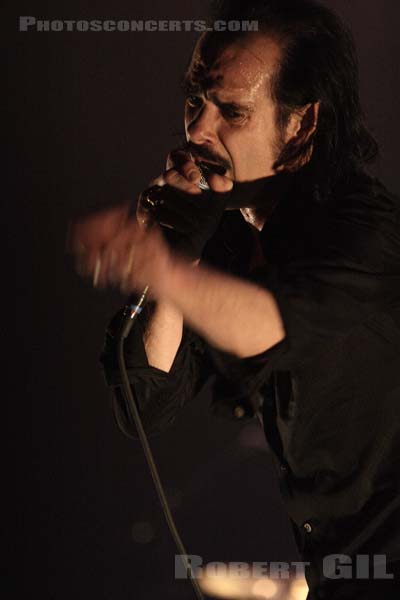 NICK CAVE AND THE BAD SEEDS - 2008-04-29 - PARIS - Casino de Paris