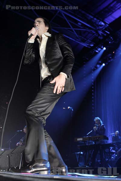 NICK CAVE AND THE BAD SEEDS - 2013-11-19 - PARIS - Zenith