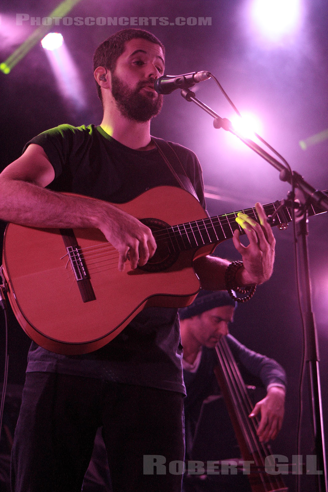 NICK MULVEY - 2014-11-15 - PARIS - La Cigale