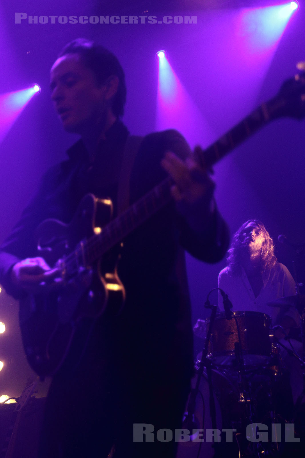 NIGHT BEATS - 2019-02-14 - PARIS - Petit Bain