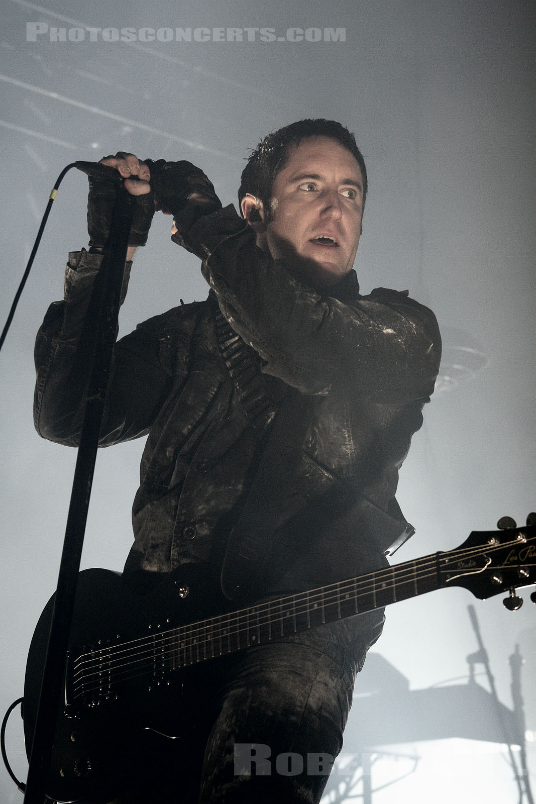NINE INCH NAILS - 2007-02-22 - PARIS - Olympia