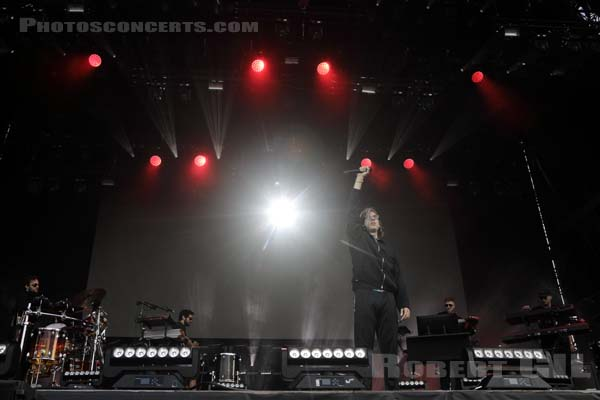 ORELSAN - 2019-07-20 - PARIS - Hippodrome de Longchamp - Main Stage 2