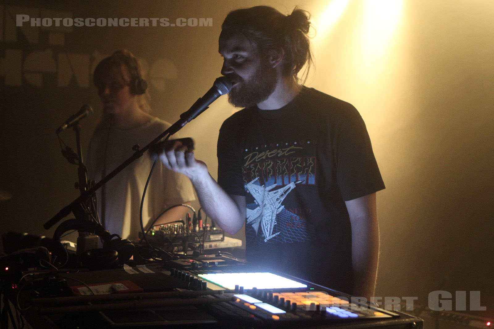 ORKA - 2015-04-18 - PARIS - Point Ephemere