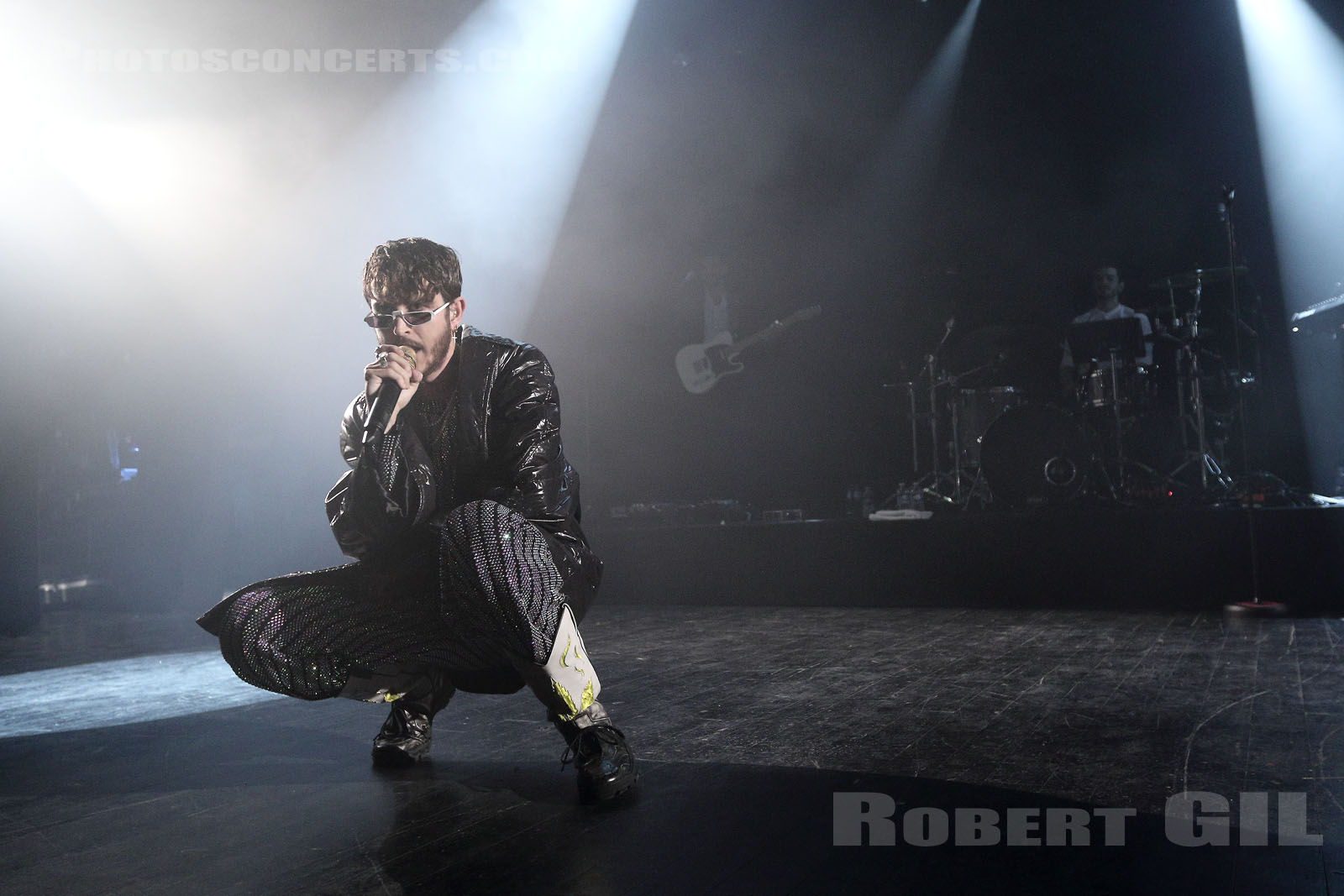 OSCAR AND THE WOLF - 2018-03-30 - PARIS - Le Trianon