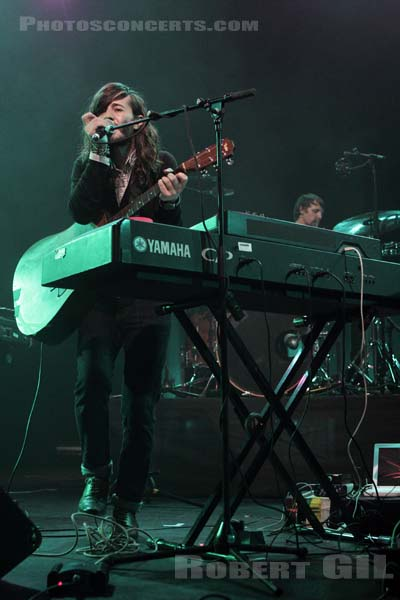 OTHER LIVES - 2011-11-02 - PARIS - Casino de Paris