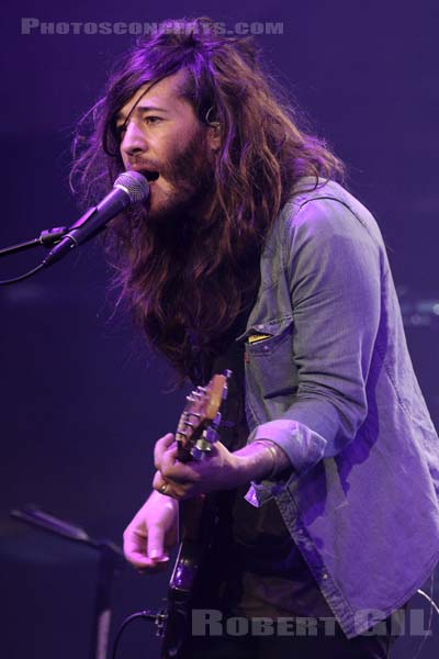 OTHER LIVES - 2015-11-09 - PARIS - Radio France (Studio 105)