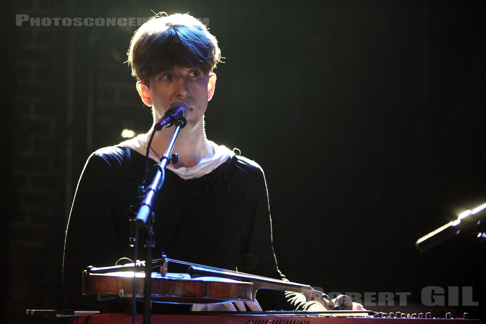OWEN PALLETT - 2010-01-24 - PARIS - La Maroquinerie